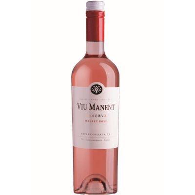 Reserva Malbec Rose Viu Manent - 75 cL