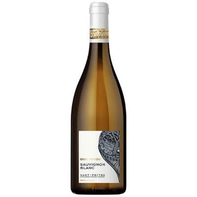 Sauvignon Blanc Haut-Poitou AOP Ohh! Poitou - 75 cL