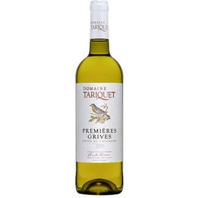 Côtes de Gascogne IGP Domaine du Tariquet Premières Grives  - 75 cL