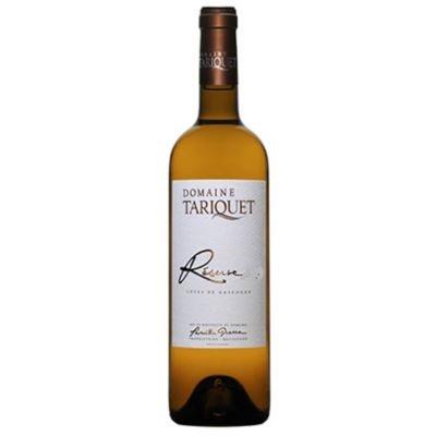 Côtes de Gascogne IGP - 75 cL Domaine du Tariquet Reserve