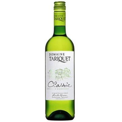 Côtes de Gascogne IGP Domaine du Tariquet Classic - 75 cL