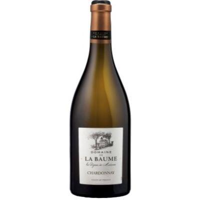 """Chardonnay Pays d`Oc  IGP Domaine de La Baume """"Les Vignes de Madame"""" - 75 cL"""