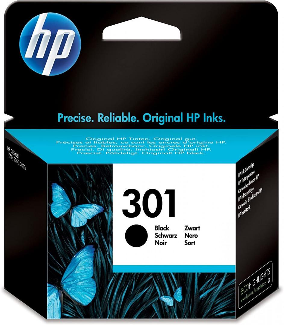 HP 301 Black - Ink