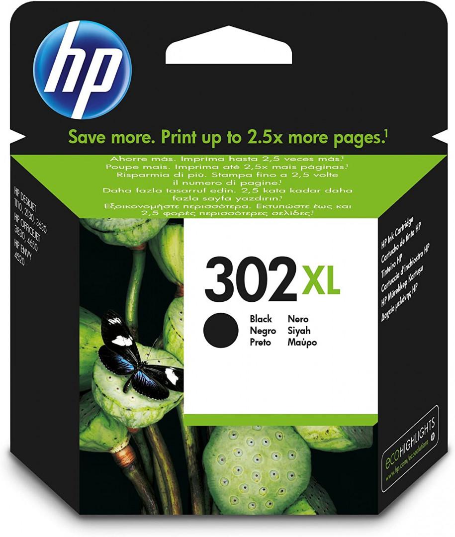 HP 302XL Black - Ink