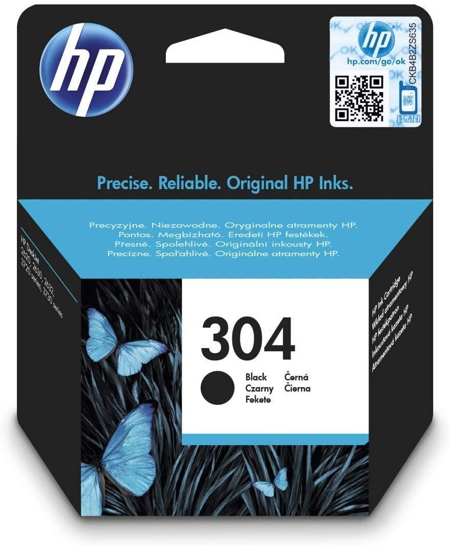 HP 304 Black - Ink