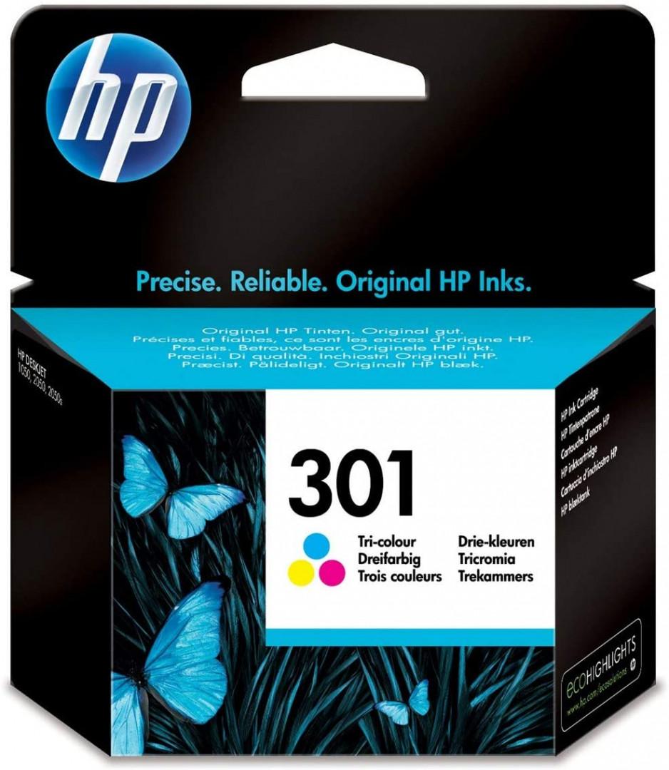 HP 301 Tricolour  - Ink