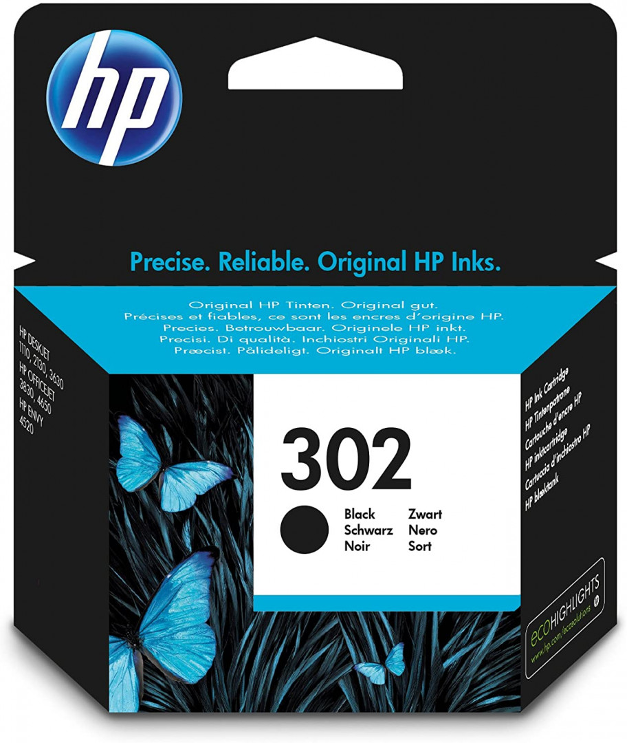 HP 302 Black - Ink