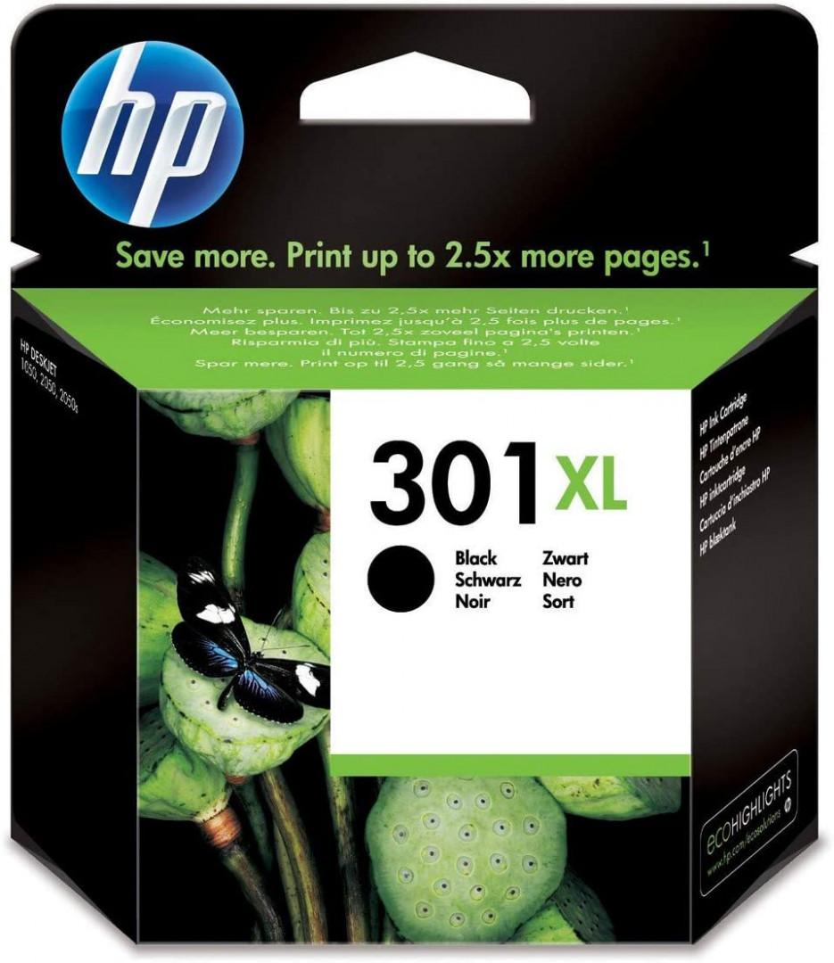 HP 301XL Black - Ink