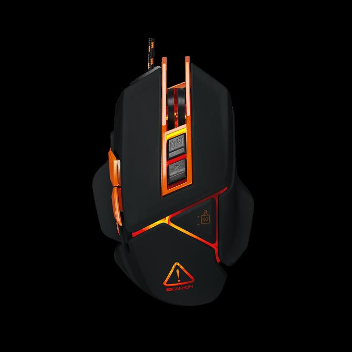 CND-SGM6N - Gaming Mice