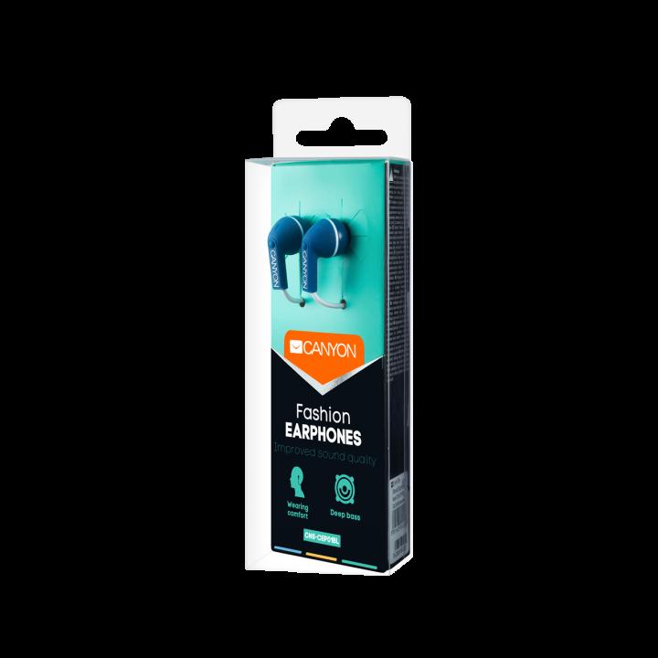 CNS-CEP01BL - Earphones