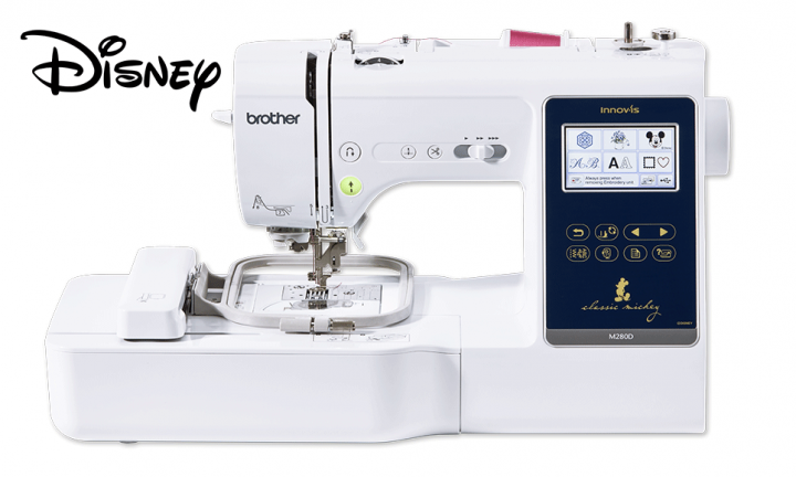Brother NV-M280D - Compact and Lightweight -  Electronic sewing machine