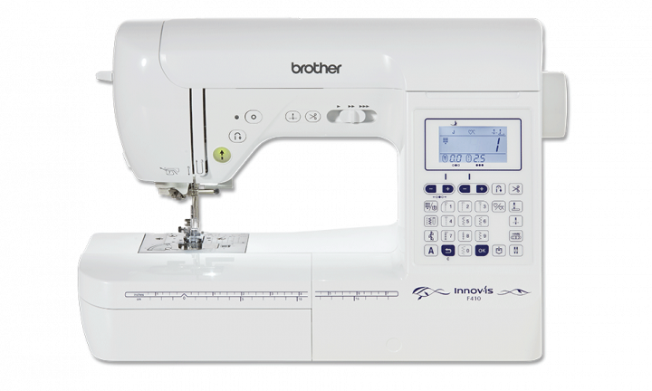 Brother NV-F410 - Medium Size -  Electronic sewing machine