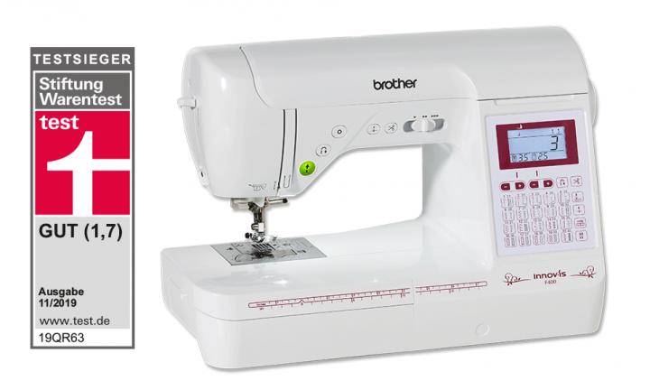 Brother NV-F400 - Medium Size -  Electronic sewing machine