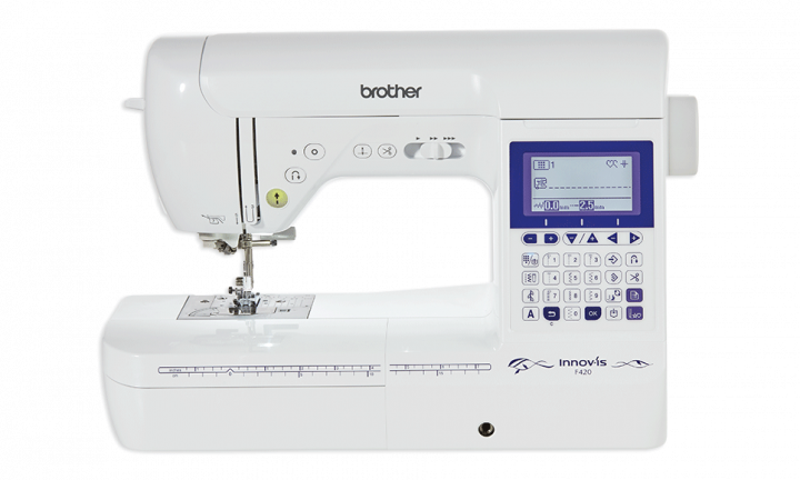 Brother NV-F420 - Medium Size - Electronic sewing machine