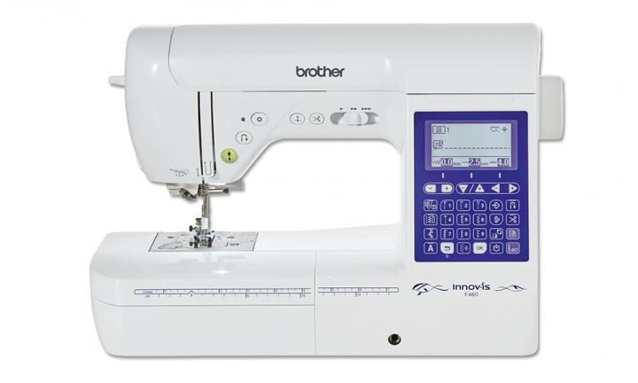 Brother NV-F460 - Medium Size -  Electronic sewing machine