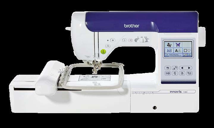 Brother NV-F480 - Medium Size -  Electronic sewing machine