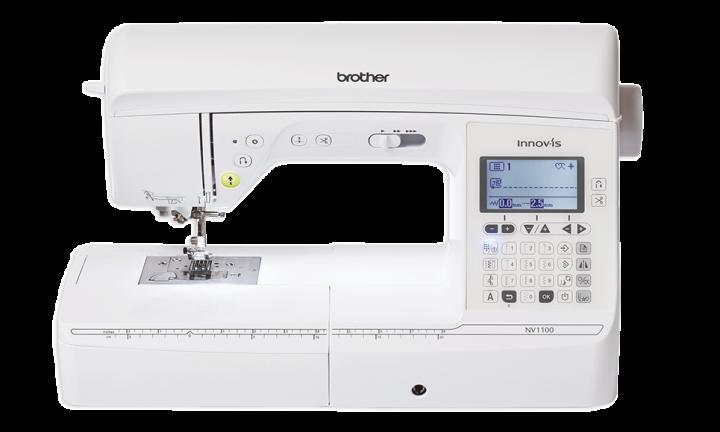 Brother NV-1100 - Medium Size -  Electronic sewing machine