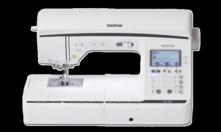 Brother NV-1300 - Medium Size -  Electronic sewing machine
