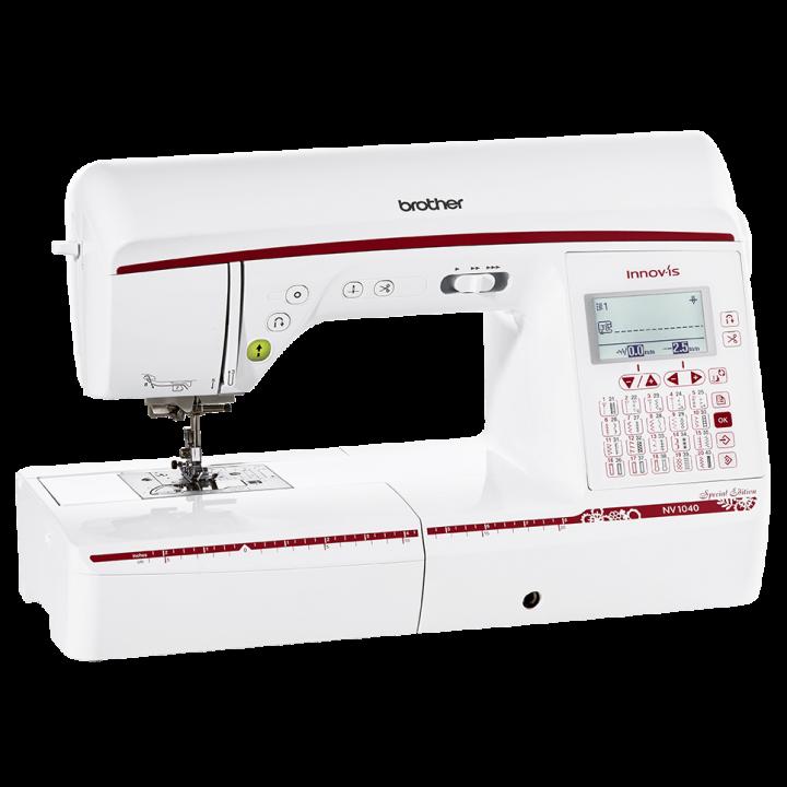Brother NV-1040SE - Medium Size -  Electronic sewing machine