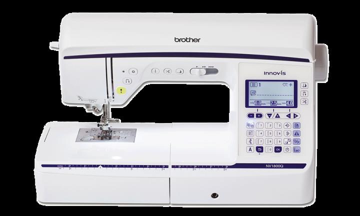 Brother NV-1800Q - Medium Size -  Electronic sewing machine