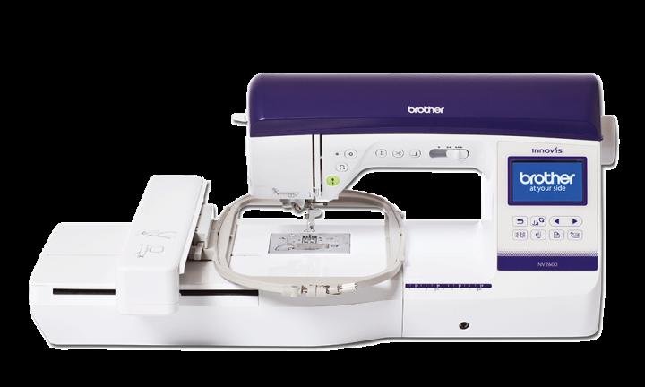 Brother NV-2600 - Medium Size -  Electronic sewing machine