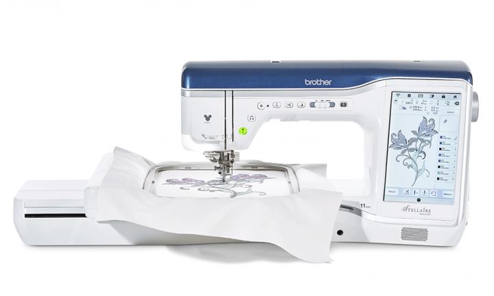 Brother NV-XJ1 - Extra Large Size -  Electronic sewing machine