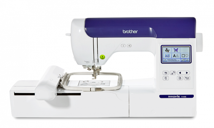 Brother NV-F440E - Medium size -  Electronic embroidery machine