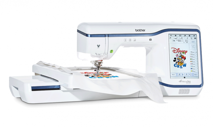 Brother NV-XE1 - Extra Large size -  Electronic embroidery machine