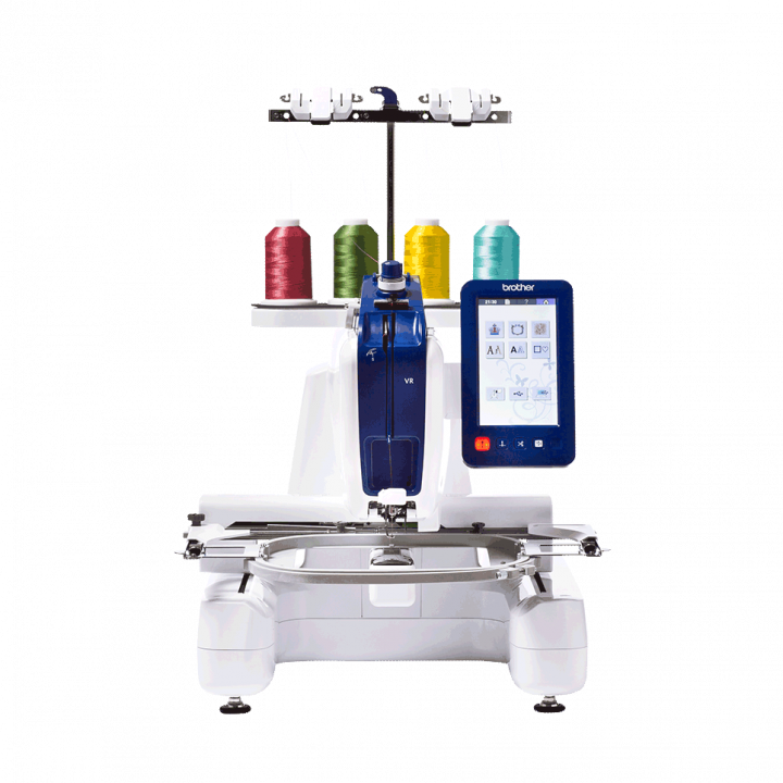 Brother VR - Small Business Embroidery machines