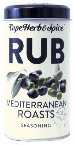 Mediterranean Roasts Rub - 100gr