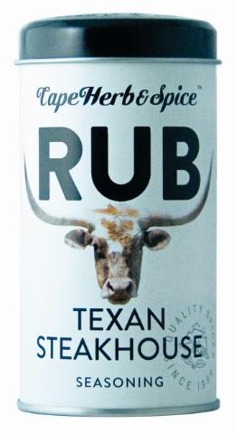 Texan Steakhouse Rub - 100gr