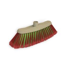 Σκούπα για όλες τις Χρήσεις - Multiusos Broom-Head - Πολύχρωμο - Sweeping width: 32 cm.Size: Fibres: 195 x 0,4 Ø mm. Broom-head: 230 x 50 x 14 mm..