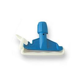 Βιομηχανικοί Φλόκκοι - εξάρτημα σφικτήρα για βιομηχανικό φλόκκο Kentuky  / Plastic Mop Holder. - Μπλε / Blue