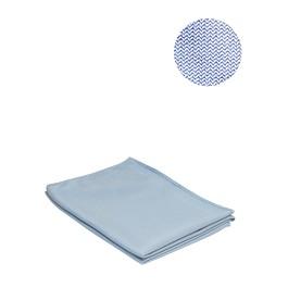 Microglass Microfibre Cloth 38 x 40 cm - Γαλάζιο/ Light blue - Size: 40x38cm.
