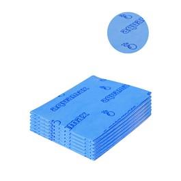 Aquamax Microfibre Wiper / Pack of 6  - Blue - 40X38 cm