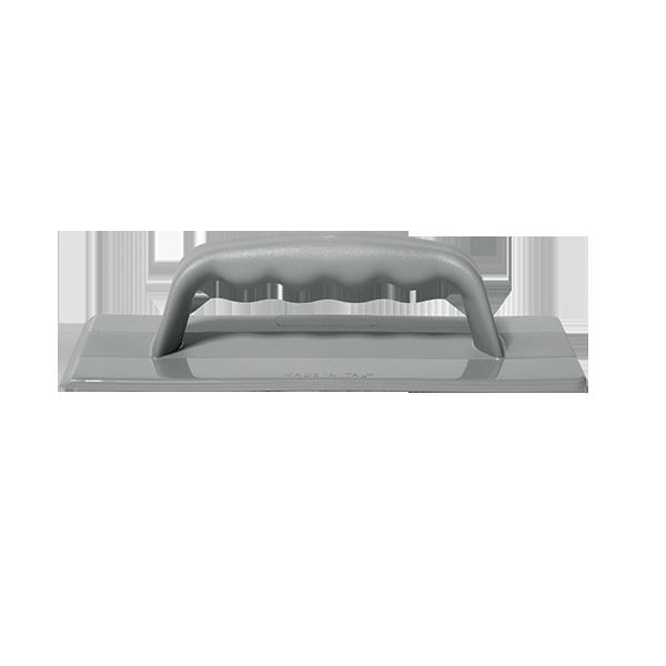 Hand held scrubber using utility pads. Εργαλείο τριψίματος πατώματος και άλλων επιφανειών με χρήση pads για χρήση με το χέρι - Μπλέ / Blue - 23.50 x 9.50 cm