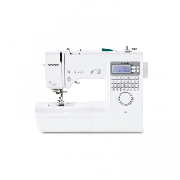 Brother NV-A80 - Compact and Lightweight -  Electronic sewing machine