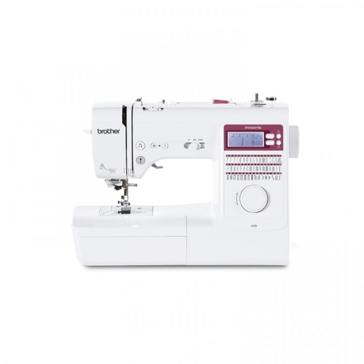 Brother NV-A50 - Compact and Lightweight -  Electronic sewing machine