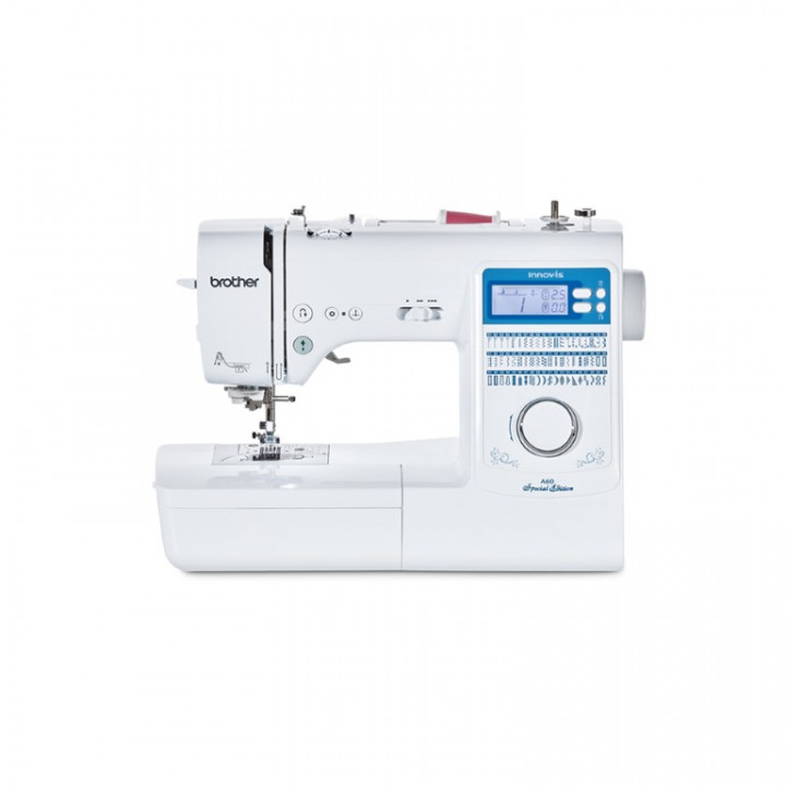 Brother NV-A60SE - Compact and Lightweight -  Electronic sewing machine