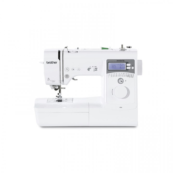Brother NV-A16 - Compact and Lightweight -  Electronic sewing machine