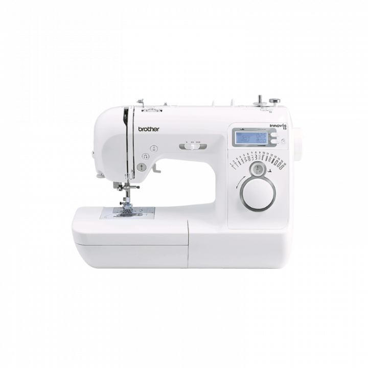 Brother NV-15 - Compact and Lightweight -  Electronic sewing machine