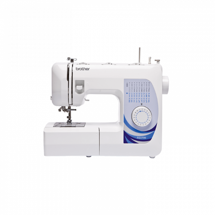 Brother XQ-3700 - Small size -  Mechanical sewing machine