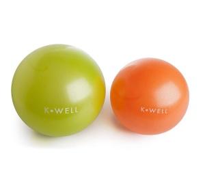 K-Well Pilates Soft Ball - 26 cm - Single - Green