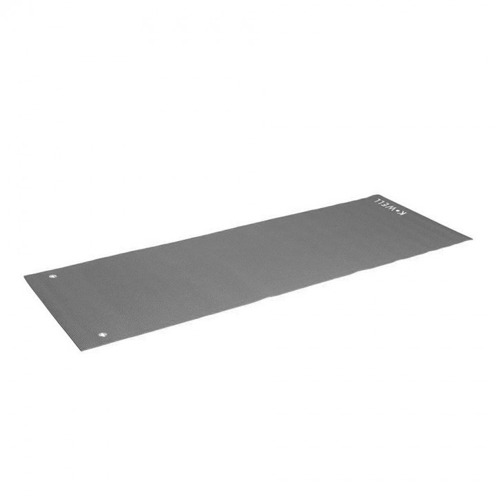 K-Well Yoga Mat- Gray