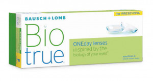 -7.25ds Biotrue Dailies 30 lenses