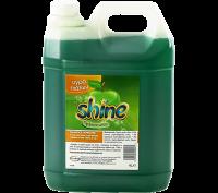 SHINE Dishwashing Liquid - Apple - 4 L