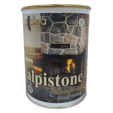 ΒΕΡΝΙΚΙ ΠΕΤΡΑΣ - STONE VARNISH/INTERION-EXTERION USE - CLEAR - 2.5 LITER