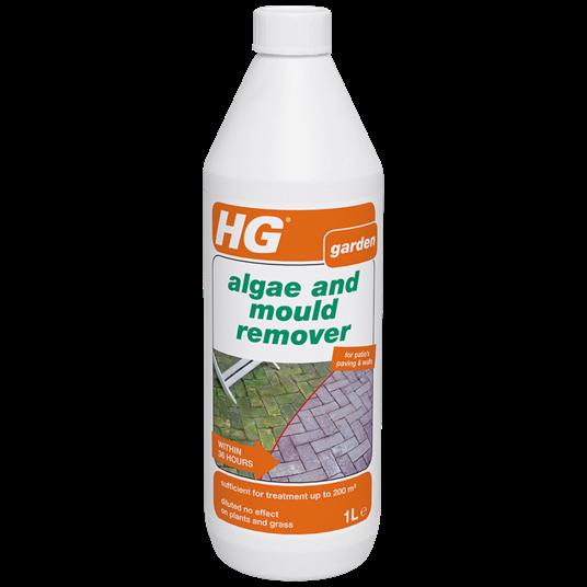HG Algae & Mould Remover 1L
