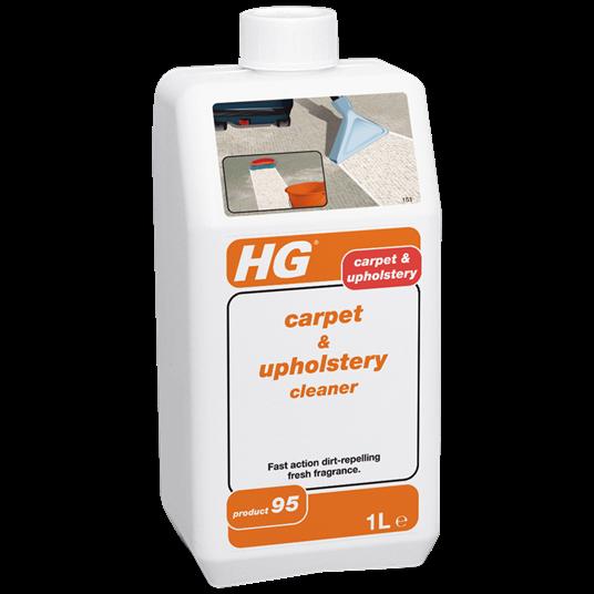 HG Carpet & upholstery cleaner 1L