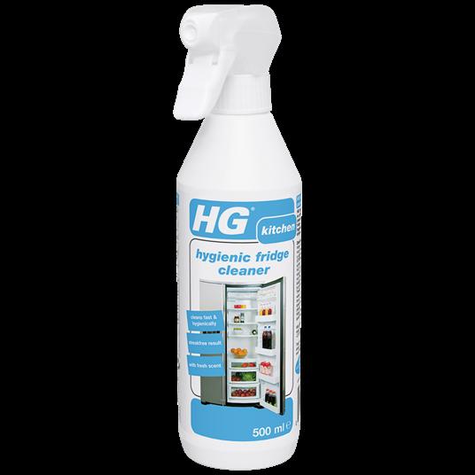 HG Hygienic Fridge Cleaner 500ml